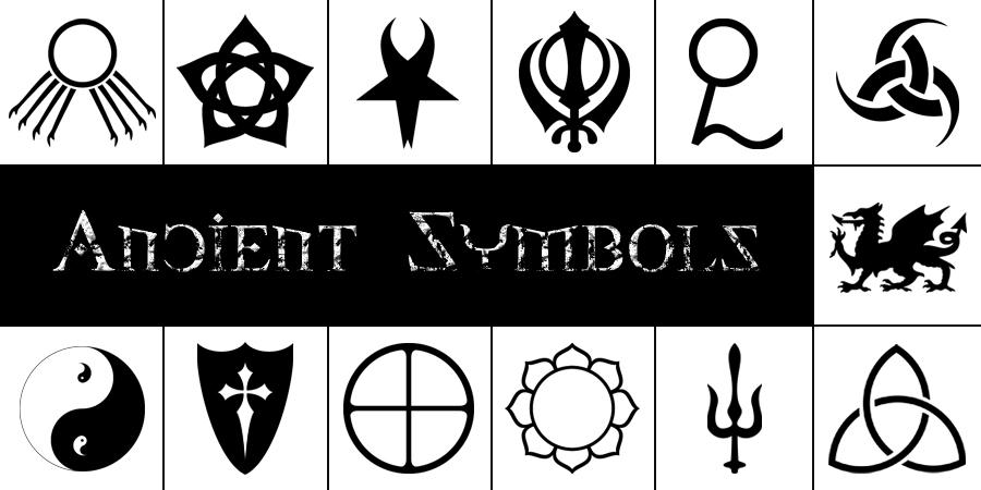 Ancient Love Symbols