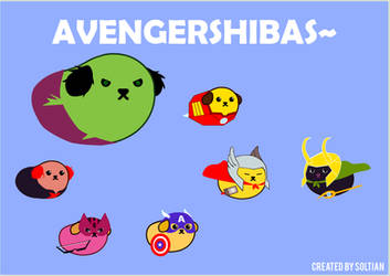 Avengershibas