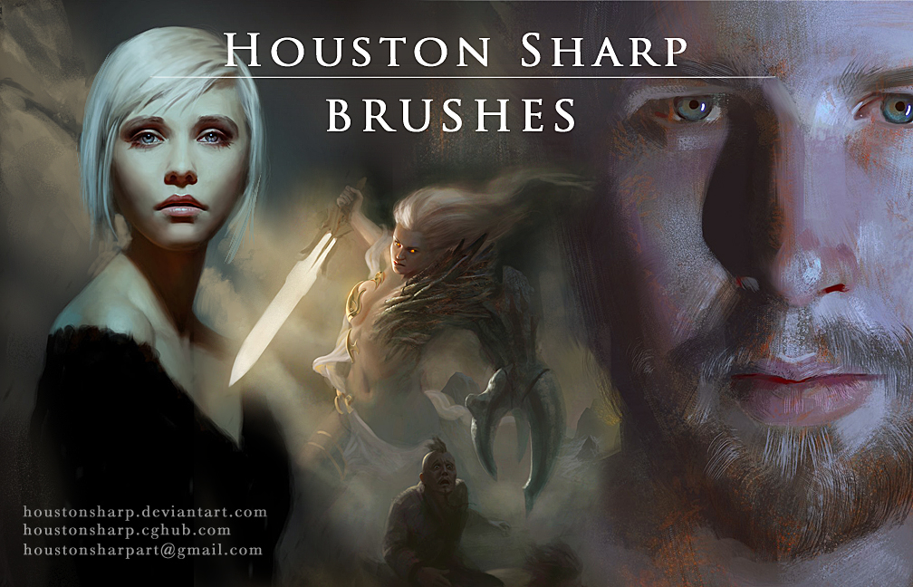 Free Photoshop Brushes Recommendations? - Art | Writing