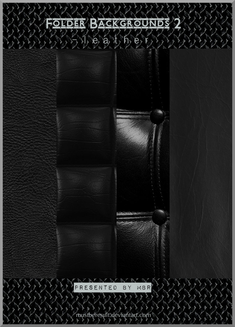 FB  2-Leather for Win 7 by MustBeResult