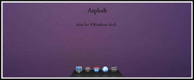 Asphalt by MustBeResult
