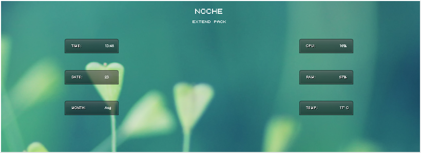 Noche Extend Pack