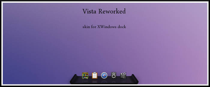 Vista Reworked