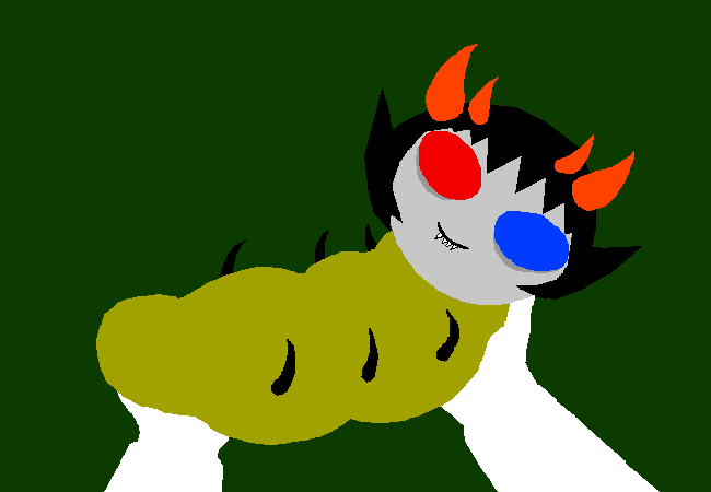 grub sollux x troll reader by fanficqueen on deviantart