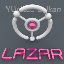 YUnited Balkan 3D logo #2 by LazoBaa