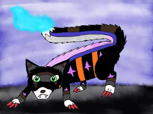 Vayamon battles animation