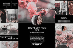 Template Pack-3 By Bravemellark by daria-morgendorffers