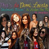 PNGS de Demi Lovato Nuevos by SmailyAlways