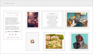 SWEET-ness Gallery 3.0 CSS (Retired) by Gasara