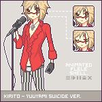 [FLELE] Kirito - Yuuyami Suicide Ver. by Gasara