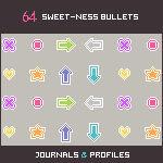 SWEET-ness Bullet Pack