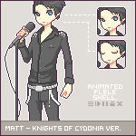 [FLELE] Matt Bellamy - Knights of Cydonia Ver.