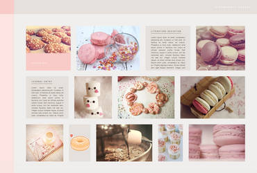 Strawberry Sorbet 2.0 Gallery CSS by Gasara