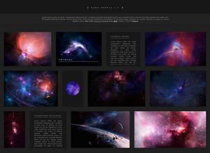 Dark Nebula 2.0 Gallery CSS