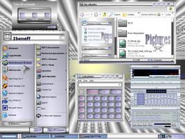 DockSpace WindowBlind by iben1