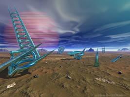 Alien World I1 by iben1