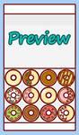 Cute Donut Box Decoration Game