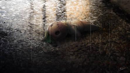 Non-canon gif - Dead rat