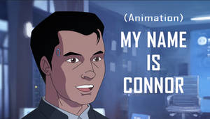 My name is Connor