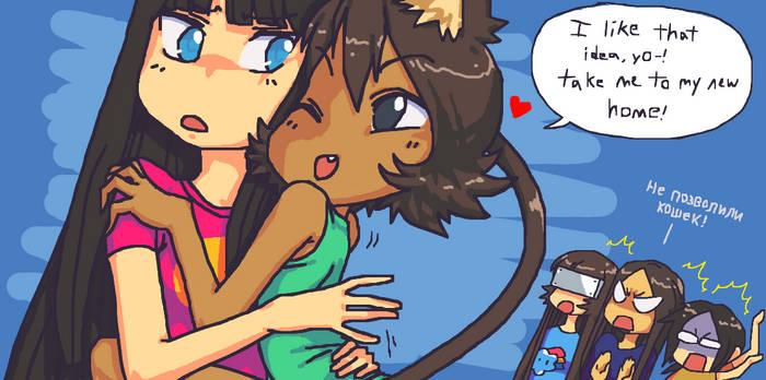 : Neme Meets Kero :