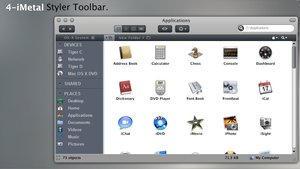 4-iMetal Styler Toolbar by RaatsGui