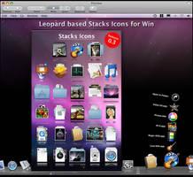 Stacks Dock Icons - Updated by RaatsGui