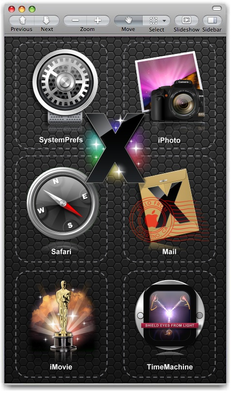 RELEASE:Laximus inspired icons
