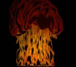 Fire Test 2 cartooney