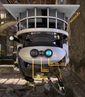Survival AR Headset by DennisH2010