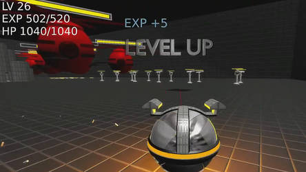 Ball of Steel (Level System) - Work in progress