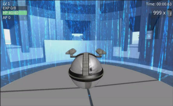 Ball of Steel (First Level)  - Testing 1