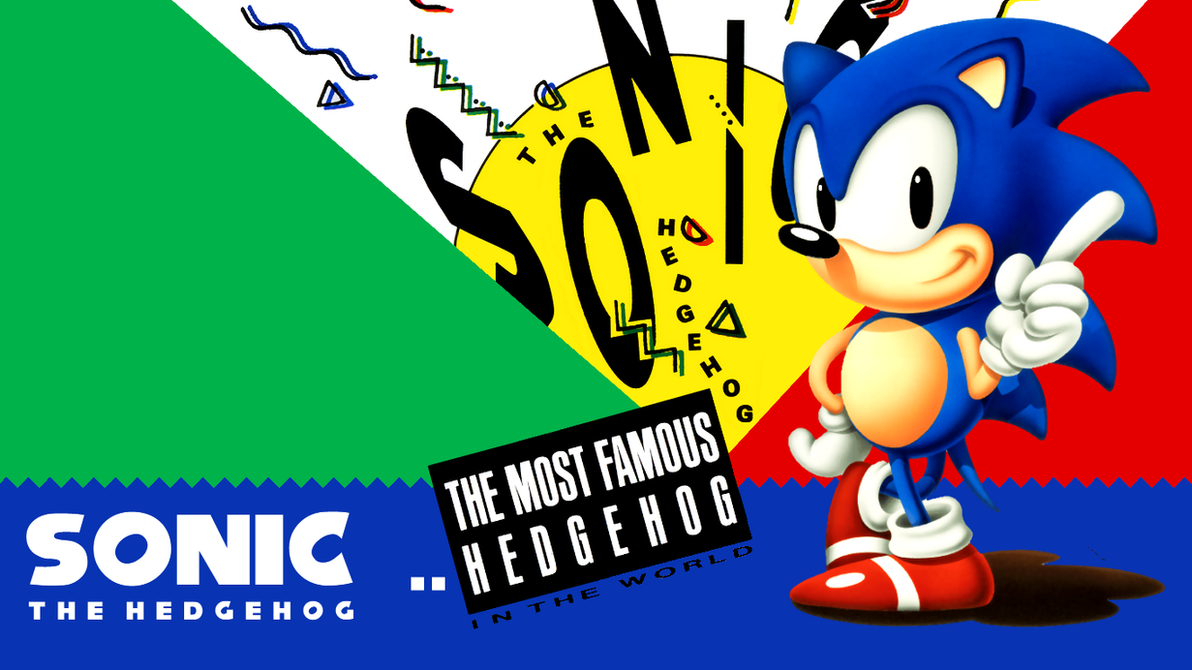 Sonic The Hedgehog Wallpapers By JFar920