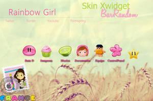 Skin Xwidget by Francebeauty