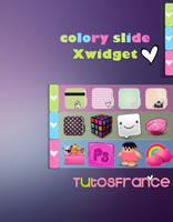 Colory slide by Francebeauty