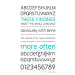 Often typeface - beta version by arpad
