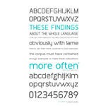 Often typeface - beta version