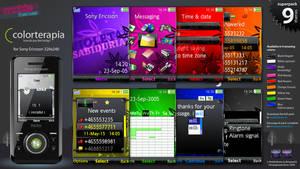 Colorterapia Sony Ericsson 320