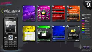 Colorterapia Sony Ericsson 176