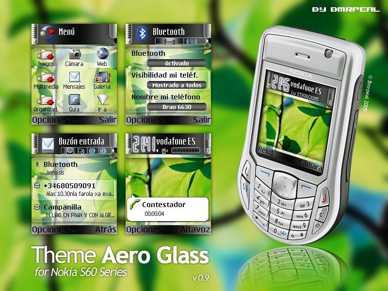 Aero Glass N60 by bmrpeal