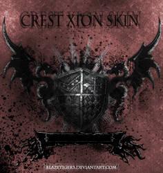 Crest Xion by blazetiger3