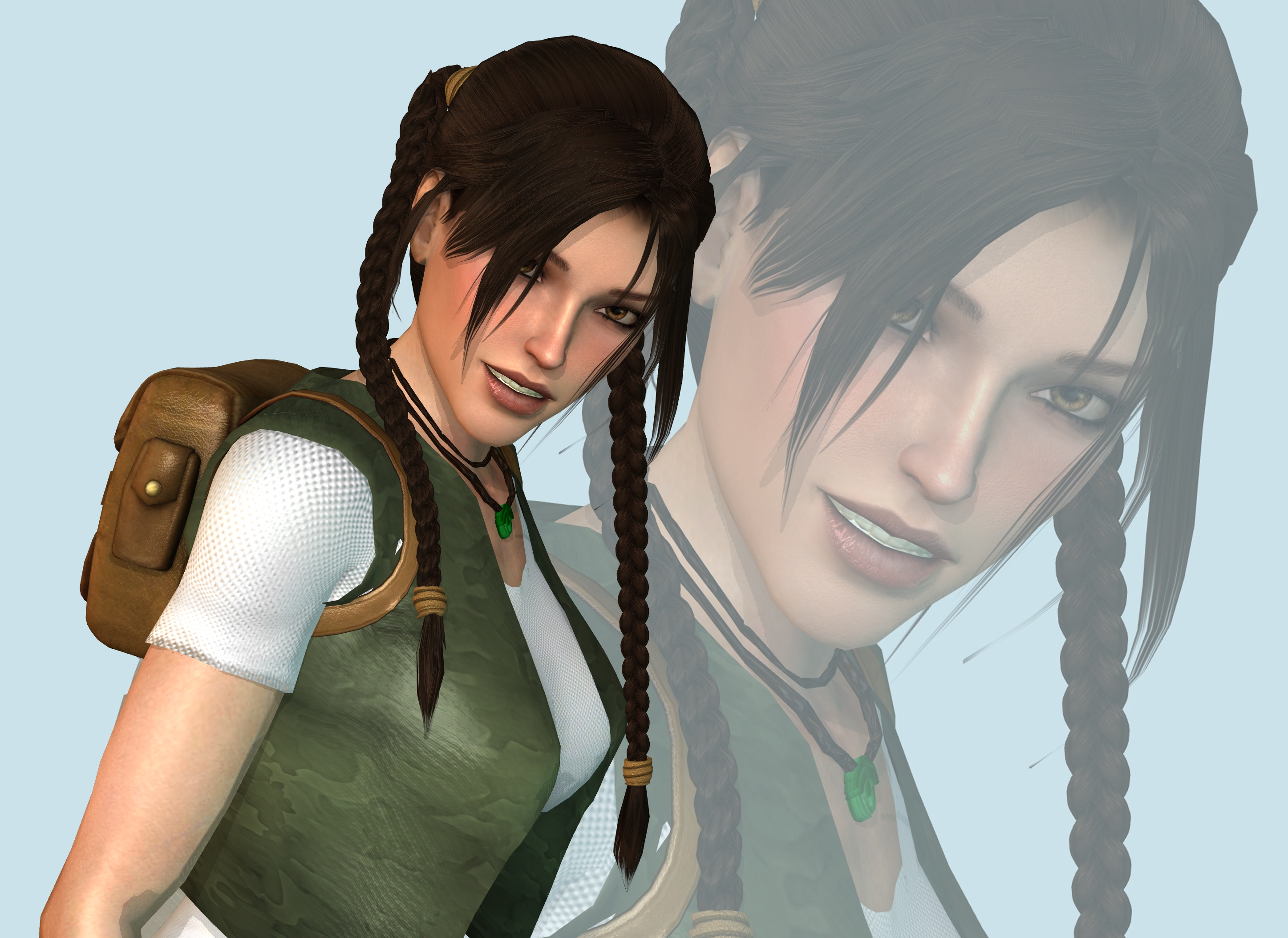 Young Lara Download Xps By Pedro Croft On Deviantart