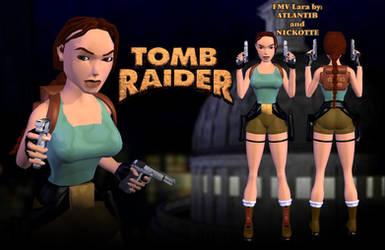 Lara Croft FMV Edited - Download (XPS) by Pedro-Croft