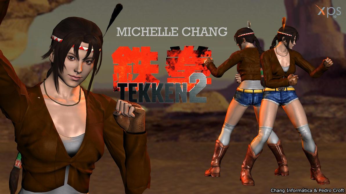 michelle chang - tekken2 mod (xps) download.pedro-croft on