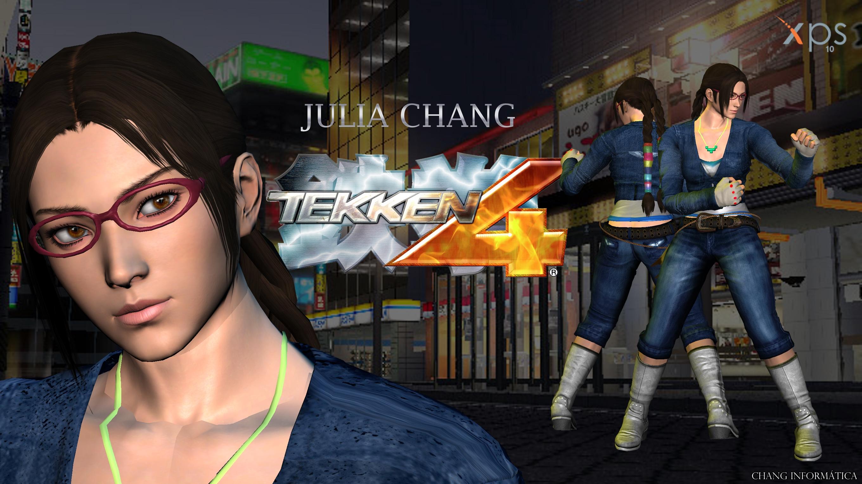 Julia Chang - TEKKEN4 [1P] (XPS) Download  by Pedro-Croft on