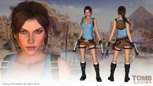 Classic Lara Croft 2015 - XPS (Download)