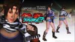 Michelle Chang - TTT2 New Textures (XPS Download)
