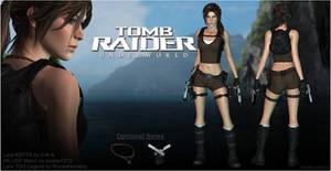 Lara Croft Underworld 2016 - XPS Download