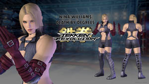 Nina Williams 2017 Death by Degrees - XPS Download