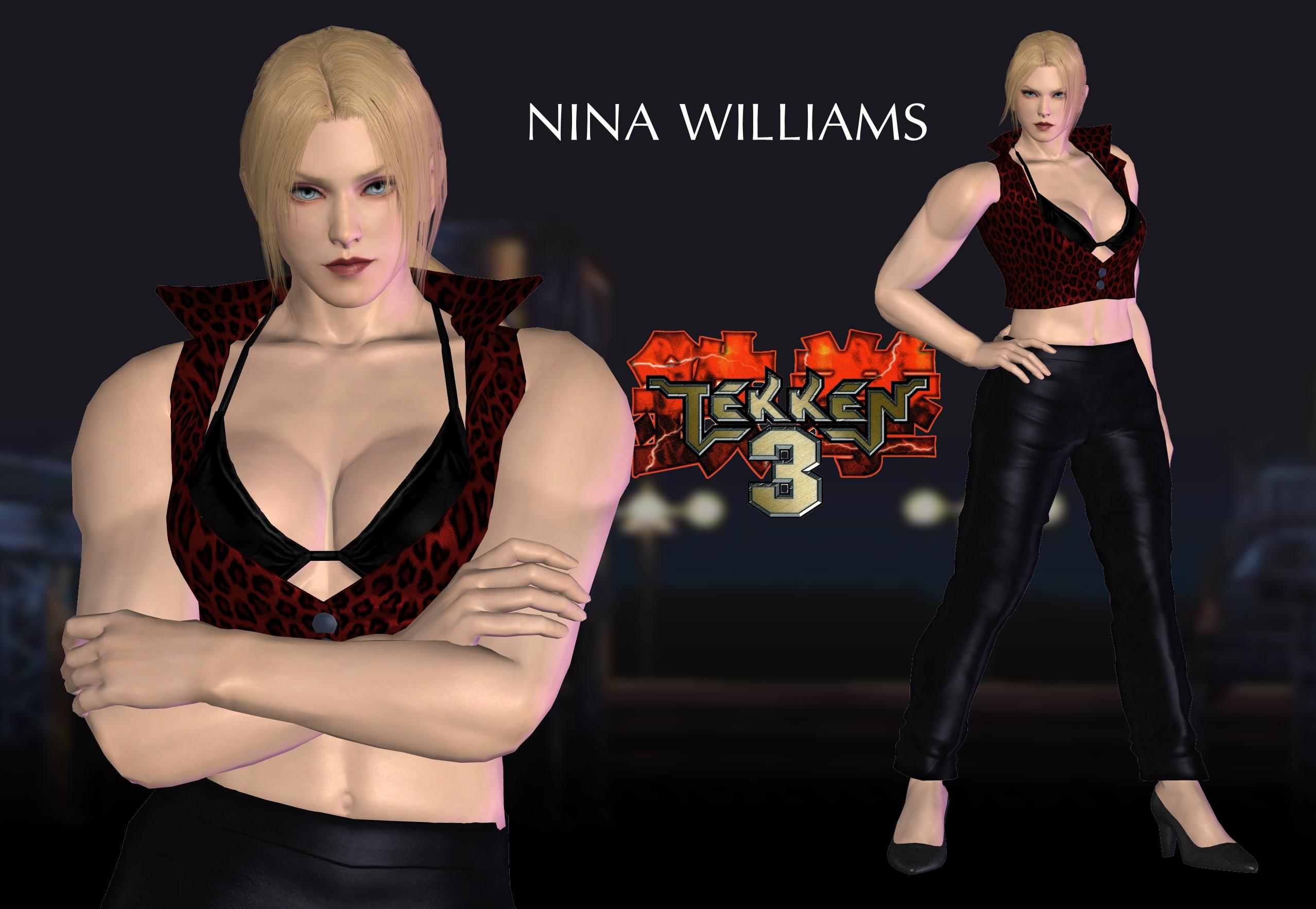 nina-williams-nude-doa-blonde