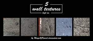 5 Free Stone-Wall Textures
